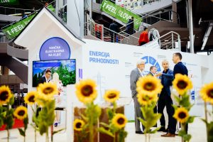 ECE predstavlja svoje energetske rešitve na 52. sejmu MOS